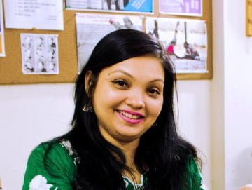 Kalyani Sardesai Senior Journalist and Teacher