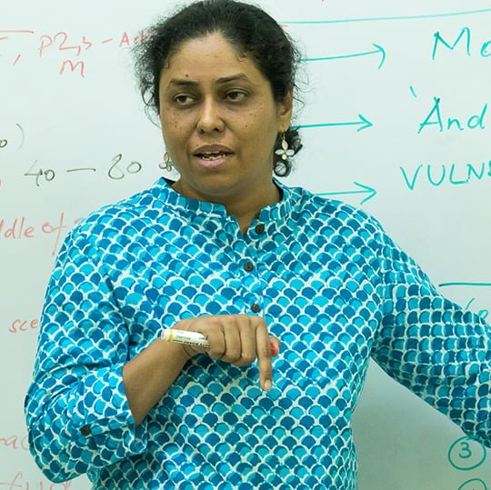 Vaidehi Sancheti Screenwriter