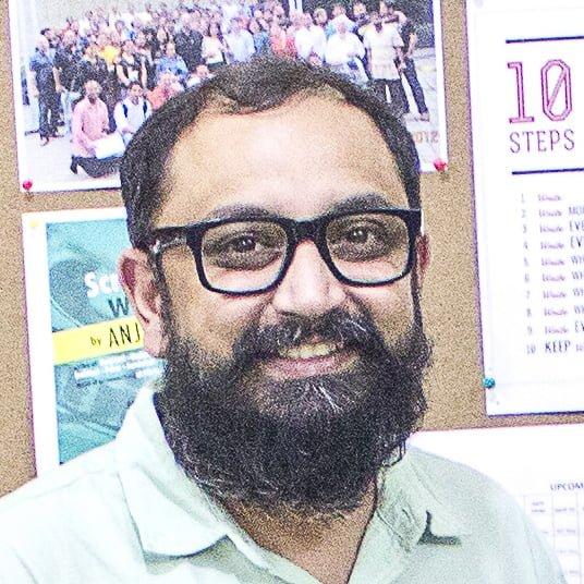 Kartikaya M. Nagar