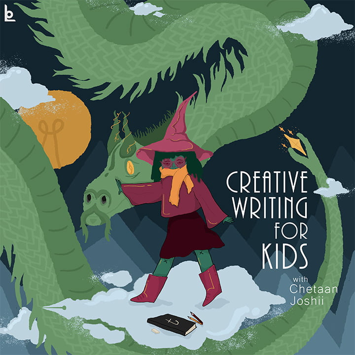 Creative Writing for Kids Virtual Workshop Online