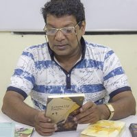 Chetaan Joshii Creative Writing Professor